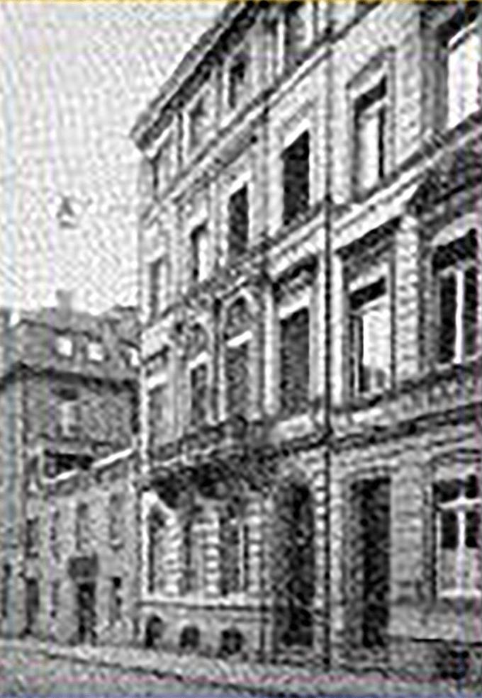 Altes Kölner Logenhaus