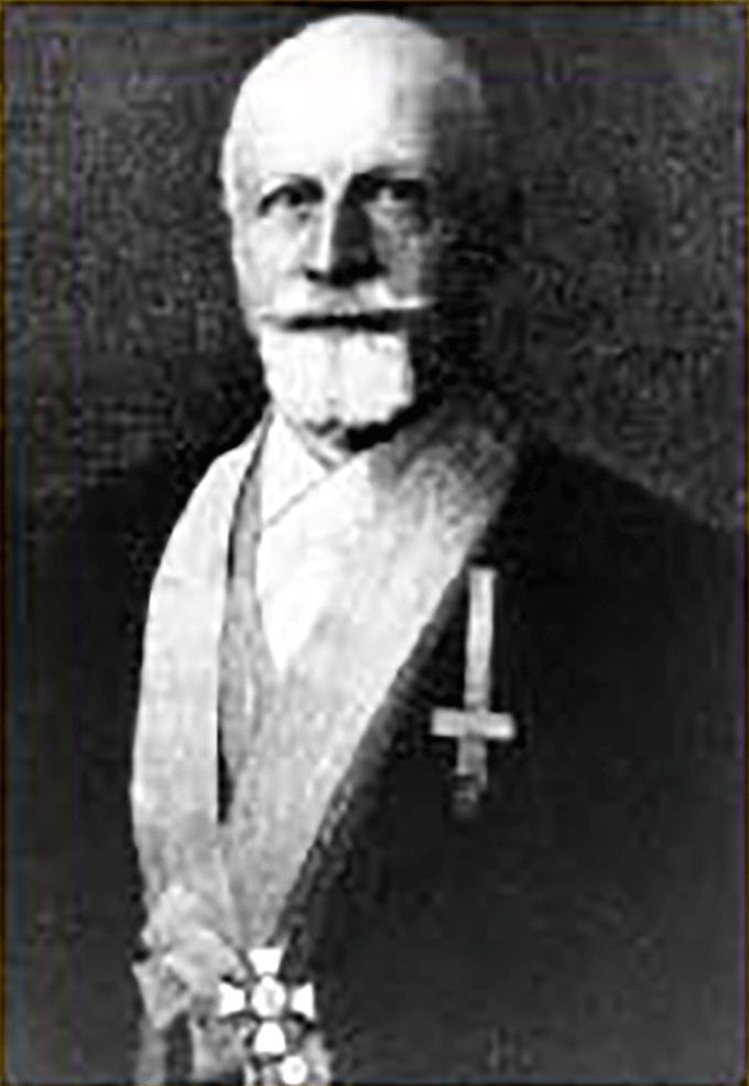 Rudolf Scheerbarth Gründer Kölner Loge